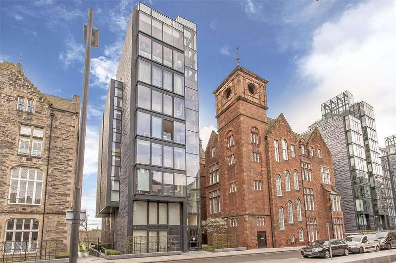 1 Bedroom Flat for sale in 15/12 Simpson Loan, Edinburgh, EH3