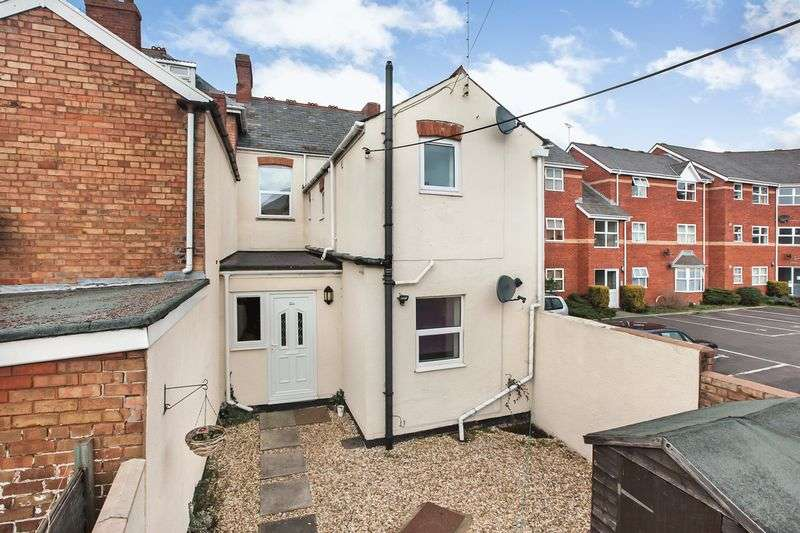 2 Bedrooms Flat for sale in PRIORY AVENUE