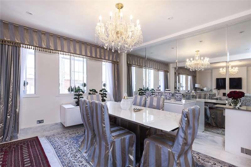 4 Bedrooms Flat for sale in Knightsbridge Court, 12 Sloane Street, London, SW1X