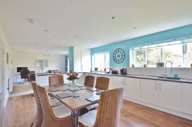 4 Bedrooms Detached House for sale in Eagles Way, Whitehaven