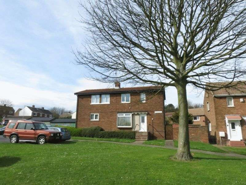 2 Bedrooms Semi Detached House for sale in Beverley Way, Peterlee