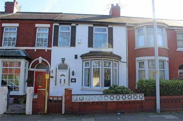 2 Bedrooms Terraced House for sale in Watson Road, Blackpool, Lancashire