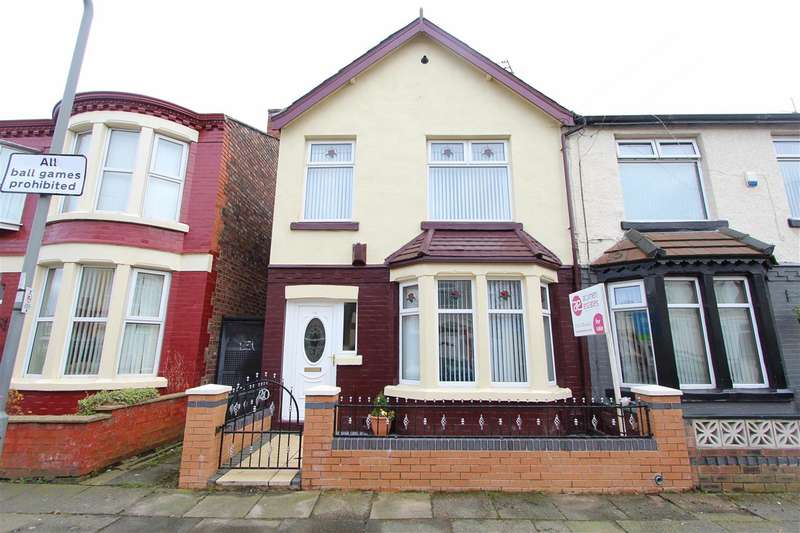 3 Bedrooms Town House for sale in Acanthus Road, Old Swan, Liverpool