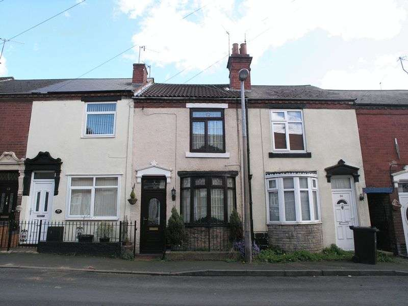 2 Bedrooms Terraced House for sale in BRIERLEY HILL, Adelaide Street