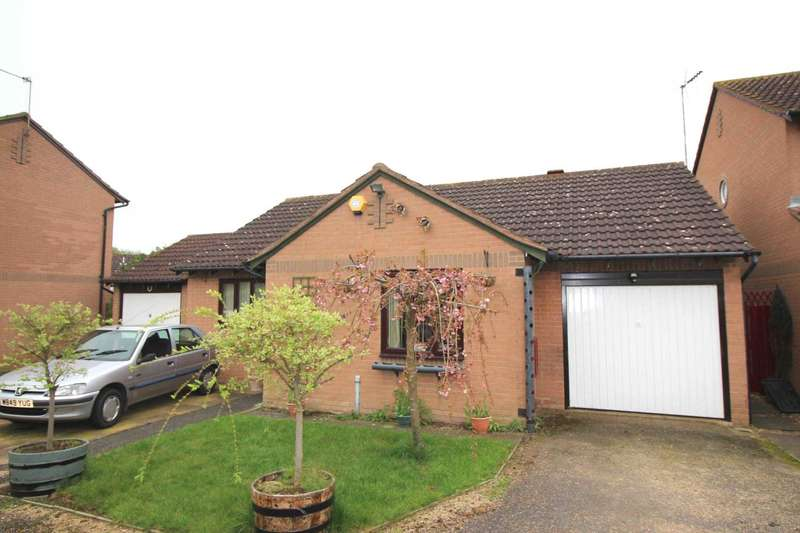 2 Bedrooms Bungalow for sale in The Meer, Fleckney LE8 8UN