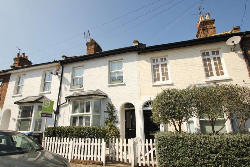 2 Bedrooms Terraced House for sale in Surbiton