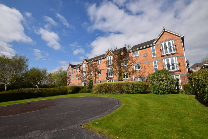 1 Bedroom Flat for sale in Calderbrook Court, Cheadle Hulme