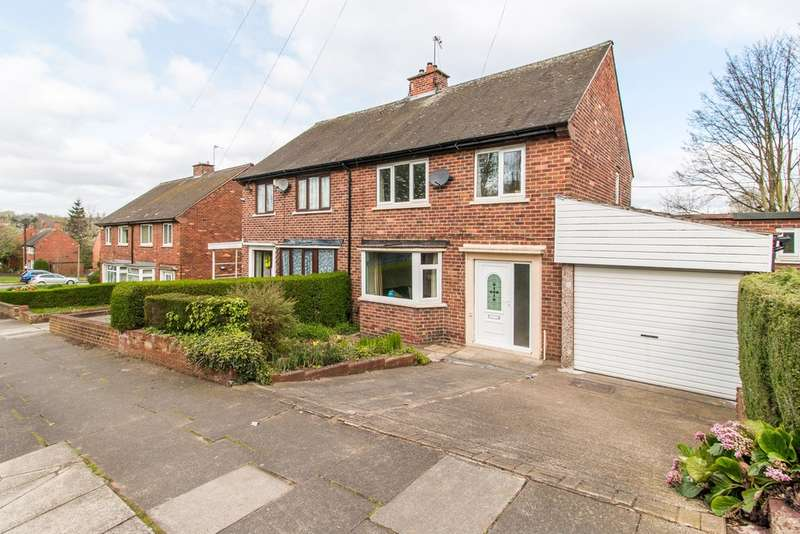 3 Bedrooms Semi Detached House for sale in Beaconsfield Road, Broom