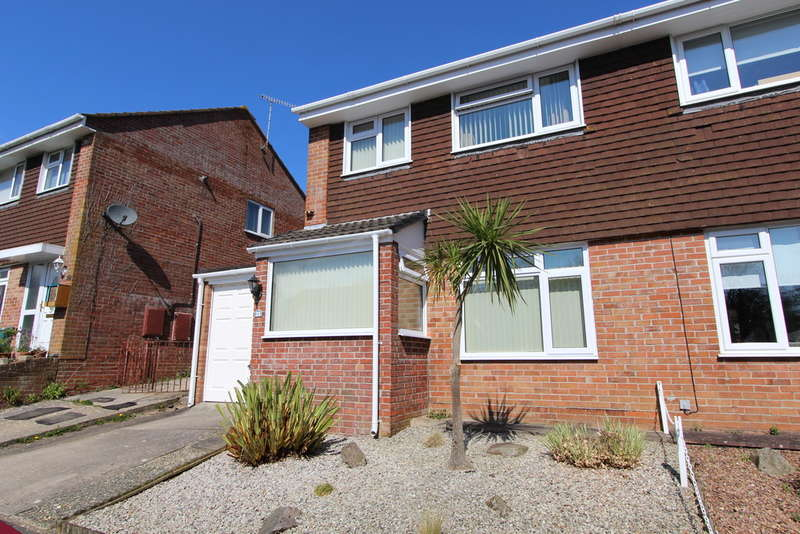 3 Bedrooms Semi Detached House for sale in Trengrouse Avenue , Torpoint