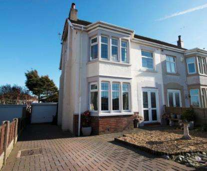 5 Bedrooms Semi Detached House for sale in Norbreck Road, Thornton-Cleveleys, Lancashire, ., FY5