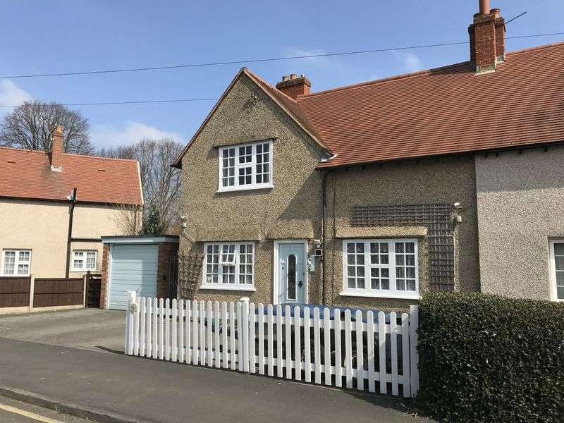 3 Bedrooms Semi Detached House for sale in St Johns Avenue, Old Harlow, Essex