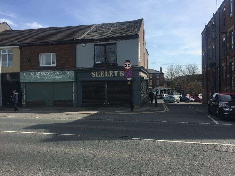 Property for sale in FOR SALE - 16 ST MARY'S GATE, ROCHDALE. OL16 1DZ - PROMINENT RETAIL SHOWROOM