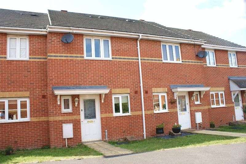2 Bedrooms Terraced House for sale in Beckett Road, Andover