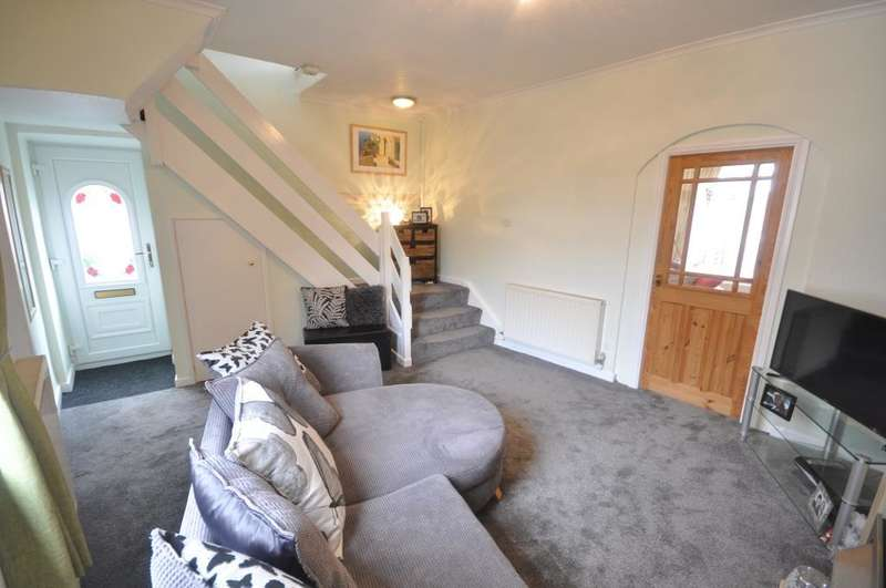 2 Bedrooms End Of Terrace House for sale in Dyer Street, Kirkham, Preston, Lancashire, PR4 2JA