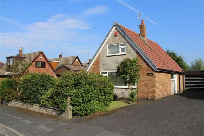 3 Bedrooms Detached Bungalow for sale in Seymour Road, Ashton, Preston, Lancashire, PR2 2EU