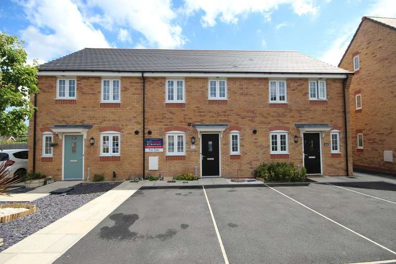 3 Bedrooms Mews House for sale in Sycamore Drive, Wesham, Preston, Lancashire, PR4 3FG