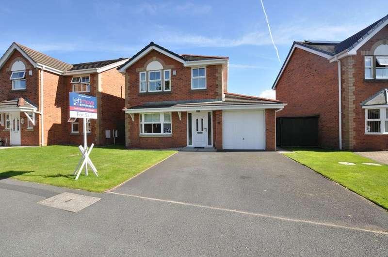 4 Bedrooms Detached House for sale in Church Walk, Ribbleton, Preston, Lancashire, PR2 6SZ