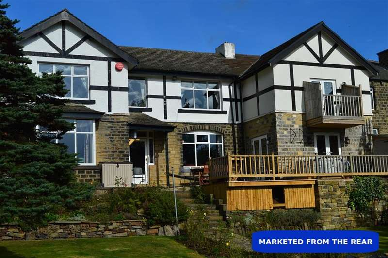 5 Bedrooms Detached House for sale in The Gables Longlands Road, Slaithwaite, Huddersfield, HD7 5DR