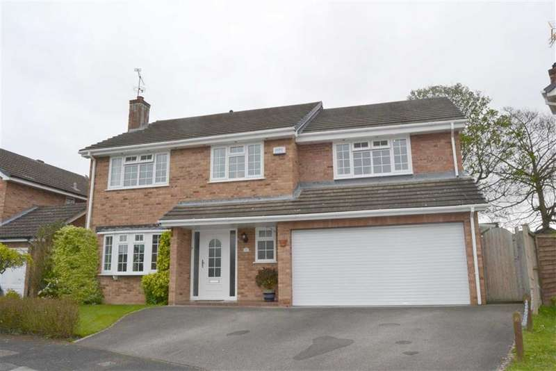 5 Bedrooms Property for sale in Langfield Grove, Bromborough, Wirral
