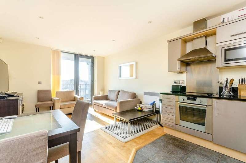 1 Bedroom Flat for sale in City Walk, London Bridge, SE1