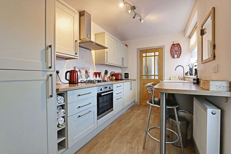 2 Bedrooms Terraced House for sale in Peploe Lane, New Holland