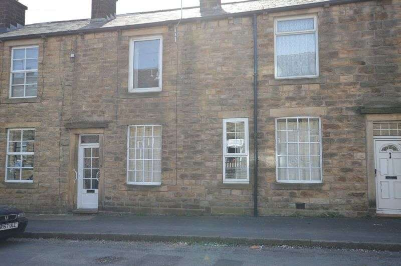 3 Bedrooms Terraced House for sale in Clough Road, Littleborough