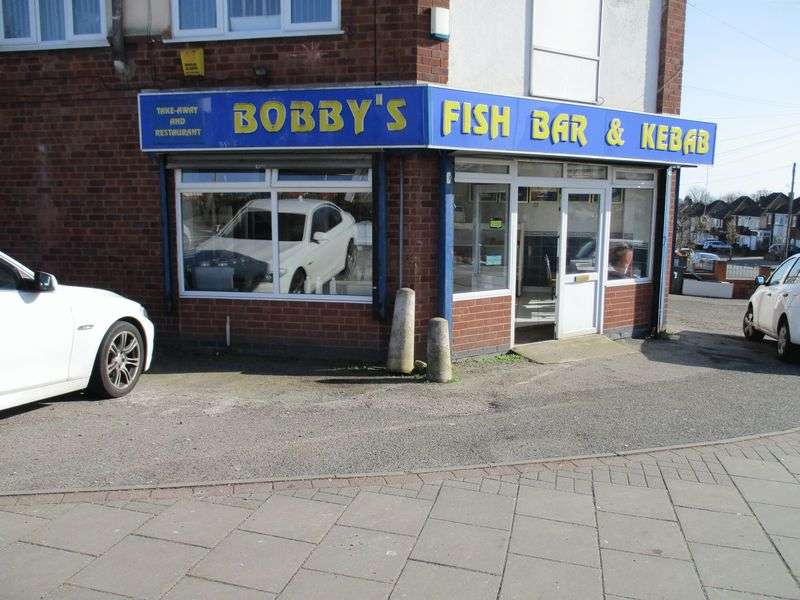 Property for sale in Exceptional leasehold fish & chip takeaway