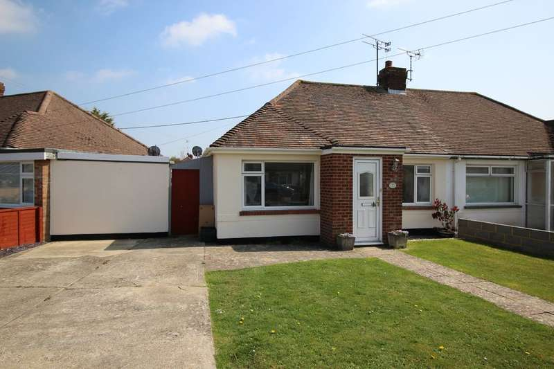 2 Bedrooms Semi Detached Bungalow for sale in Western Avenue, Polegate, BN26