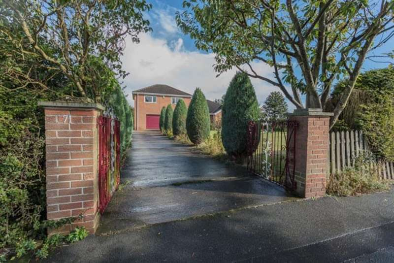 6 Bedrooms Detached House for sale in Ringer Lane, Chesterfield, Derbyshire, S43