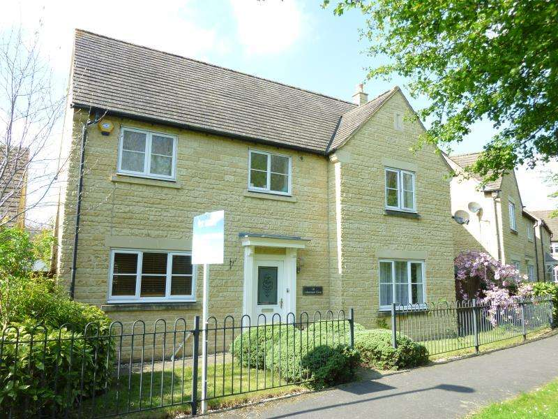 4 Bedrooms Detached House for sale in Laburnum Close, Carterton, Oxon