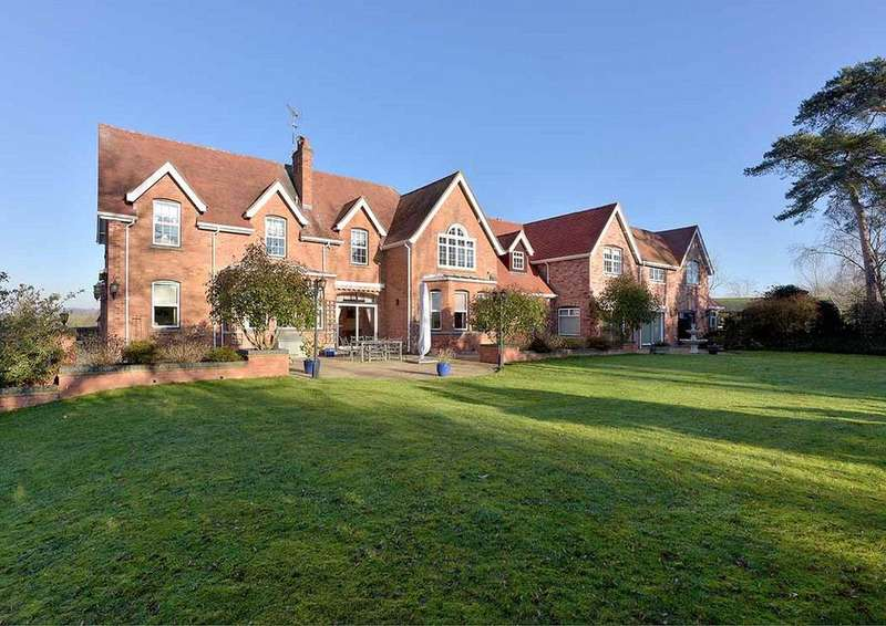 7 Bedrooms Detached House for sale in Eckington Road, Bredon, Tewkesbury, Worcestershire, GL20
