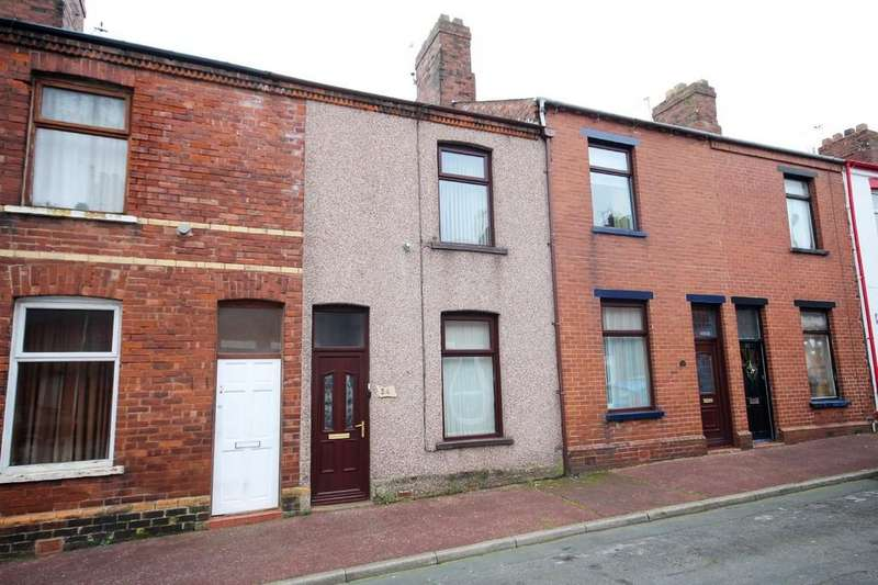 2 Bedrooms Terraced House for sale in 34 Osborne Street, Barrow-In-Furness