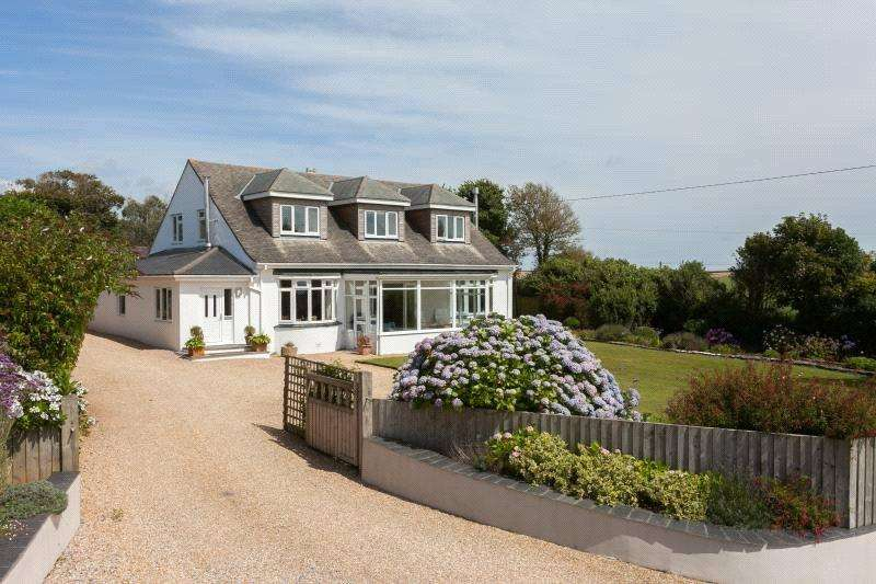5 Bedrooms Detached House for sale in Cross Park, Thurlestone, Kingsbridge, Devon, TQ7