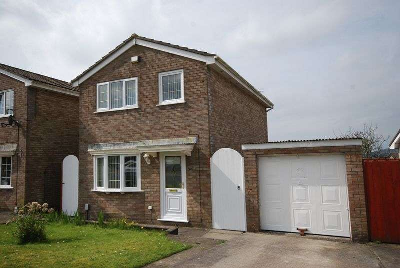 3 Bedrooms Detached House for sale in 49 Greenwood Drive, Cimla, Neath, SA11 2BW