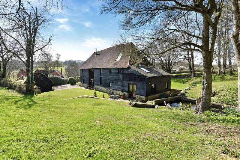 3 Bedrooms Detached House for rent in Tidebrook, Wadhurst, East Sussex, TN5