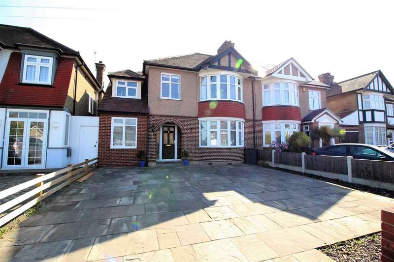 4 Bedrooms Semi Detached House for sale in King Edward Drive, Grays