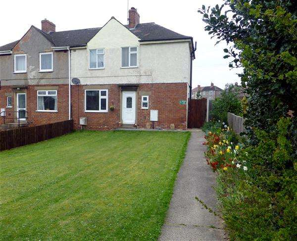 2 Bedrooms Semi Detached House for sale in Doctor Lane, Harthill, Sheffield