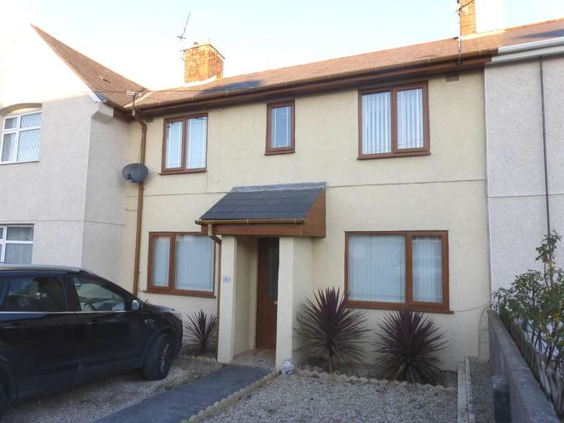 3 Bedrooms Terraced House for sale in North Avenue, Kenfig Hill, Bridgend