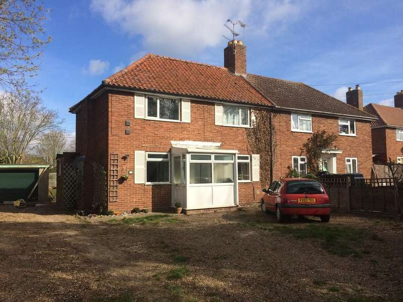 4 Bedrooms Semi Detached House for sale in Avenue Road, Lakenheath