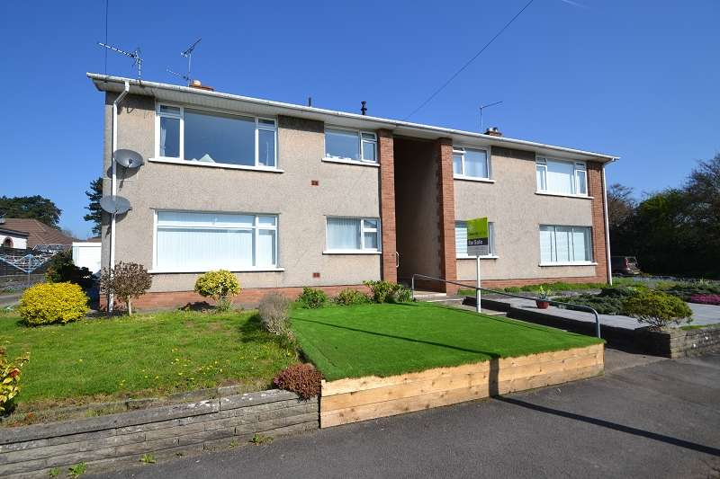 2 Bedrooms Ground Maisonette Flat for sale in Heol Hendre , Rhiwbina, Cardiff. CF14 6PJ