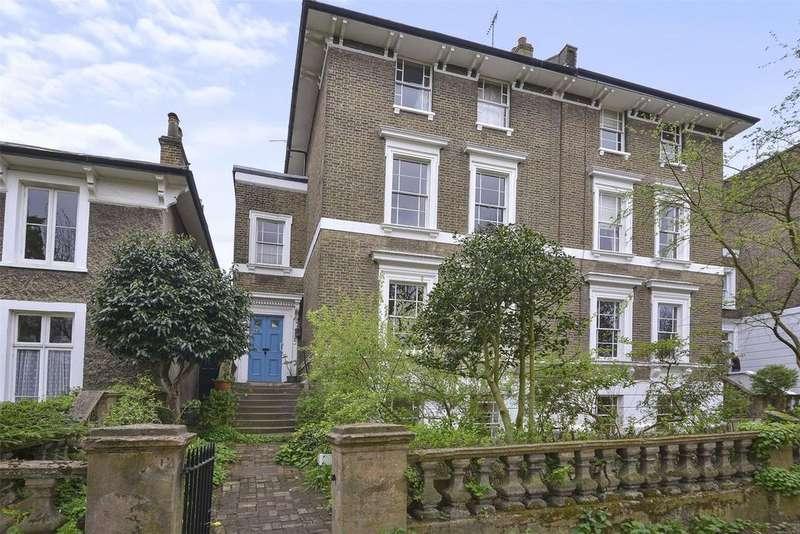 4 Bedrooms House for sale in Diamond Terrace, Greenwich, London, SE10