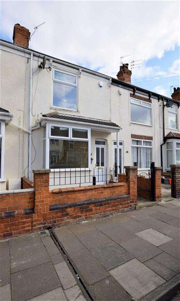 3 Bedrooms Terraced House for sale in Brereton Avenue, Cleethorpes, North East Lincolnshire