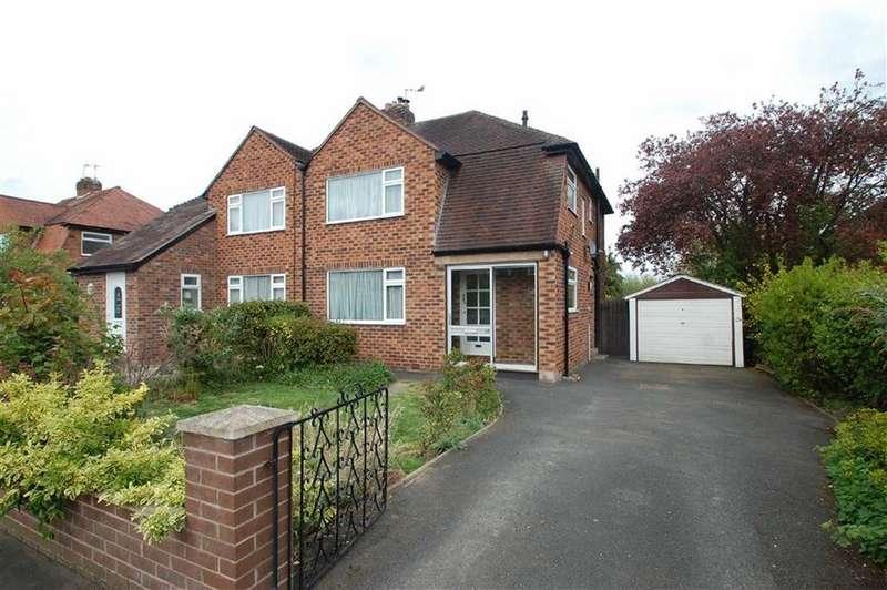 3 Bedrooms Semi Detached House for sale in Copthorne Park, Copthorne, Shrewsbury