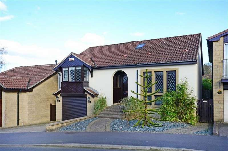 3 Bedrooms Detached Bungalow for sale in 3, Stonewood Grove, Sandygate, Sheffield, S10