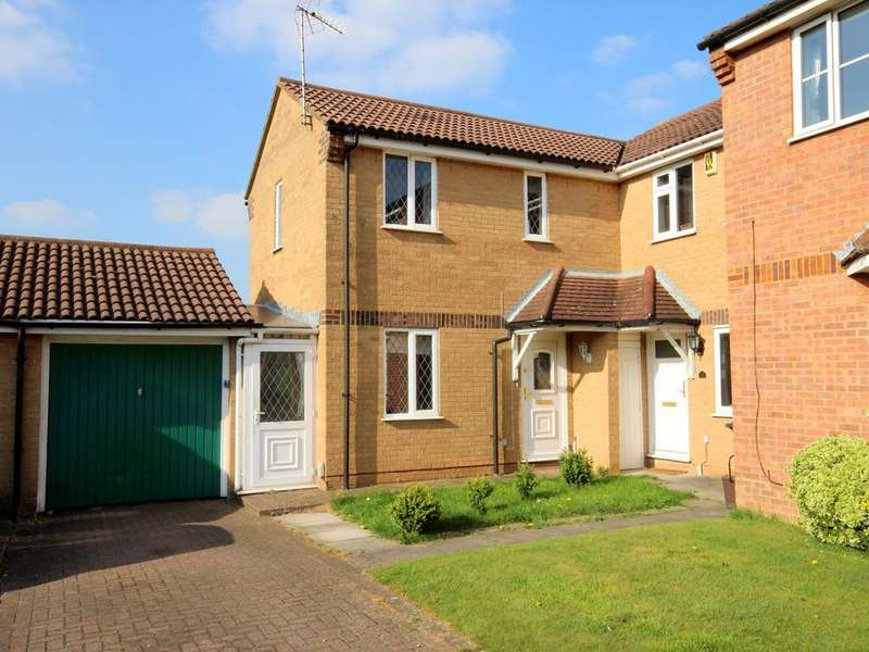 3 Bedrooms End Of Terrace House for sale in St Albans Close, Flitwick, Bedford, MK45