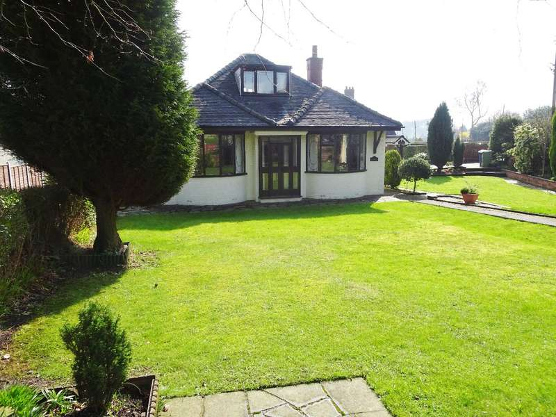 3 Bedrooms Bungalow for sale in Grindley Lane, Meir Heath, ST3 7LP