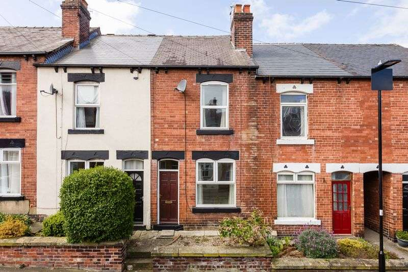 3 Bedrooms Terraced House for rent in Blair Athol Road, Greystones, Sheffield