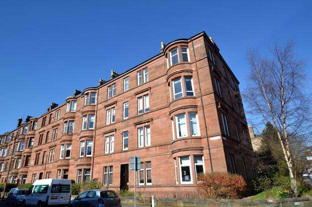 2 Bedrooms Flat for sale in Cartvale Road, Langside, G42