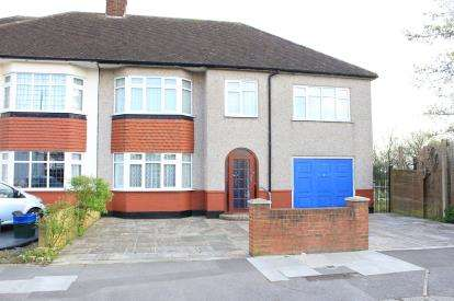 5 Bedrooms Semi Detached House for sale in Hainault, Ilford