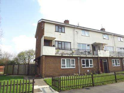 2 Bedrooms Maisonette Flat for sale in Wilton Street, Reddish, Stockport, Greater Manchester